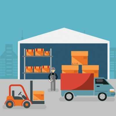 Parcel Delivery factory