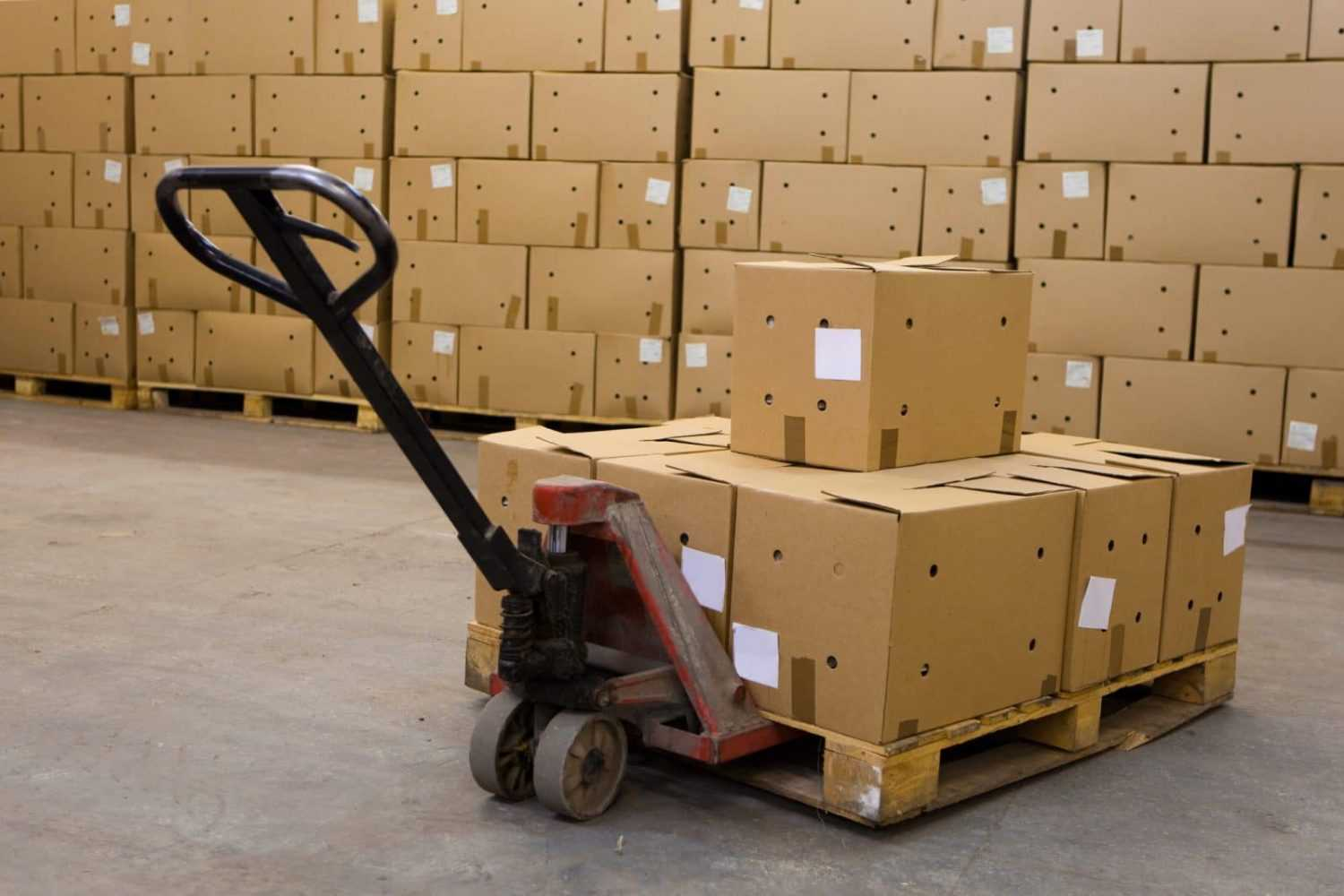 pallet couriers UK