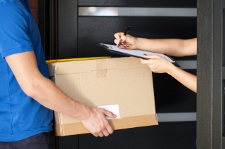 Heavy parcel delivery UK