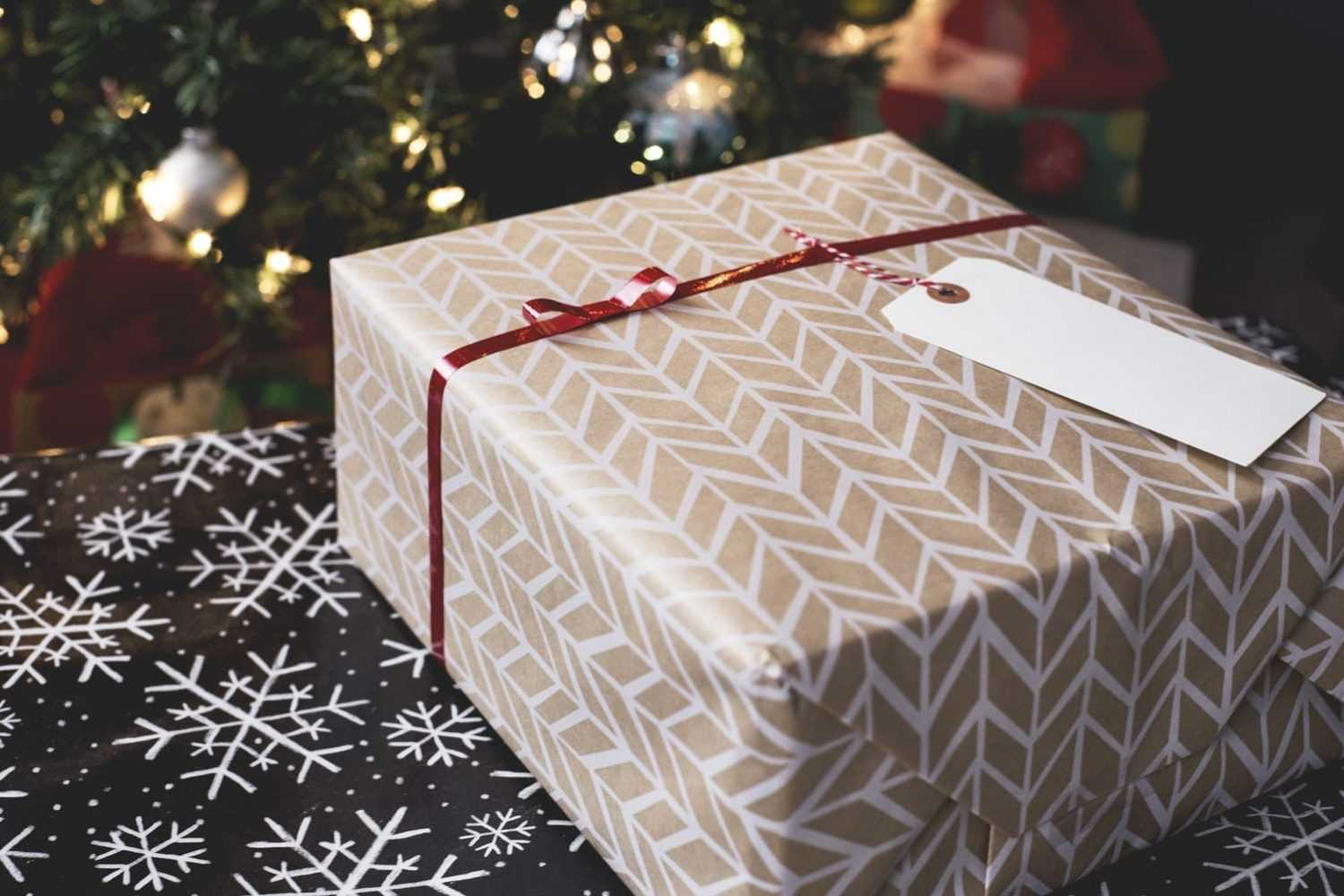 Christmas presents to send abroad