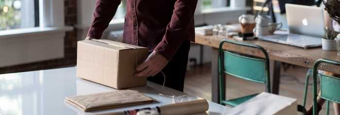 send parcels on boxing day