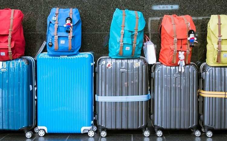 luggage courier service uk
