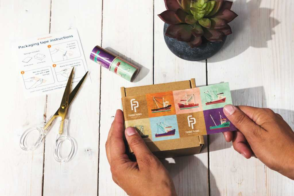 shipping tips for Etsy businesses